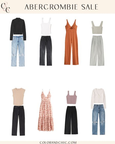 Some of my fall fashion finds are on sale! Shop Abercrombie during the LTK Sale and receive 25% off of your order. I am loving the curve love 90s fit high rise jeans, ribbed mockneck turtleneck and the cut out jumpsuit.   #LTKunder100 #LTKSale #LTKstyletip