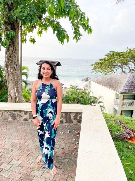 Maxi dress for resort vacation.    #LTKtravel #LTKunder100 #LTKSeasonal