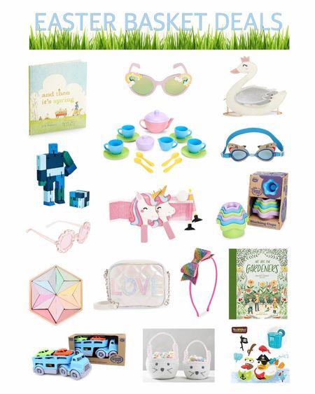 http://liketk.it/2MdyK #liketkit #LTKspring #LTKkids #LTKsalealert  Easter Basket Stuffer Deals that are  currently on sale and all under $25. @liketoknow.it