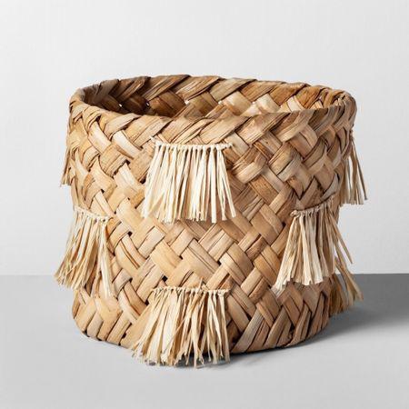 Basket round-up! My favourite decor item to store blankets.   Woven / sea grass / rattan / wicker   #LTKDay #LTKhome #LTKstyletip