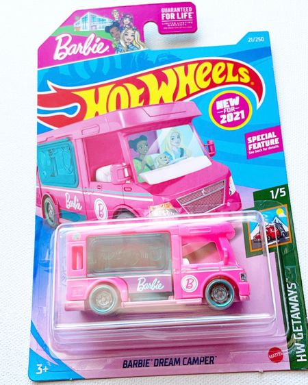 Dear Ralph's Grocery , apologies for the girl double-fisting a bottle of rosé and a rotisserie chicken while ransacking your Hot Wheels display. I got overly excited when I saw that there was a pink Barbie camper van. I applaud your toy buyer. This auntie takes impressing her nieces and nephews seriously (and loves Barbies). XO, Nicole 💖💖💖  Haha... but for real, how CUTE is this?!? I'm so ready for my next trip to see my fave littles. (Also, how perfectly on trend is it to do a CAMPER van, impressed. The table / side folds down and the details are 😍😍😍💖✨. )  (Hot Wheels are typically $1, but this one seems hard to find - I linked here for lowest $ I found online from the usual suspects! Also including the actual doll size camper vans... how cute would it be to gift your fave girly girl some Barbies, a camper van AND a mini Hot Wheels camper van?! Perfect size!)     Hope we are all riding into a FUN week!!!   P.S. All my fave pink cars (both real and toy size) posted on IG are tagged at #nicolelovespinkcars and all my fave Barbie posts are tagged at #nicolelovesbarbies ! 💖   http://liketk.it/3a4sP #liketkit @liketoknow.it