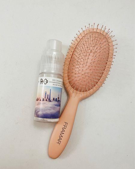 my fav brush & dry shampoo! It's a pump powder non spray I love it so much more than the sprays http://liketk.it/3cMqD #liketkit @liketoknow.it