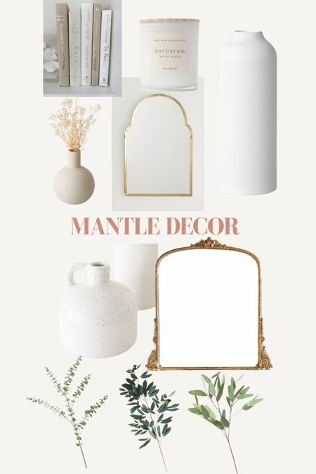 Mantle Decor ideas ✨ http://liketk.it/3h2qW #liketkit @liketoknow.it #LTKstyletip #LTKhome @liketoknow.it.home You can instantly shop my looks by following me on the LIKEtoKNOW.it shopping app
