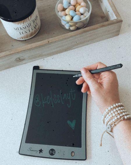 Writing tablet on sale for amazon prime day http://liketk.it/3iaXU #liketkit @liketoknow.it #LTKsalealert #LTKunder50 #LTKkids