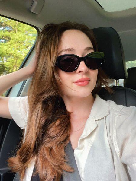 New favorite lippie & sunglasses!   #LTKunder50 #LTKbeauty #LTKstyletip