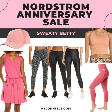2021 Nordstrom Anniversary Sale - sweaty Betty is one of my favorite brands! http://liketk.it/3jAik #liketkit @liketoknow.it #LTKsalealert #LTKfit activewear, sports bra, best exercise leggings