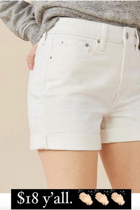 #liketkit @liketoknow.it http://liketk.it/3hrrt #LTKbeauty Cheap women's shorts priced at only $18! Screenshot this pic to get shoppable product details with the LIKEtoKNOW.it shopping app!