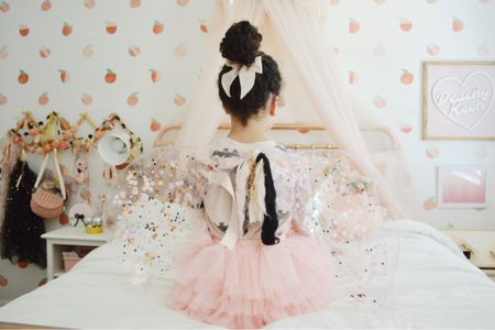 Halloween decor, pink Halloween, girls room decor, Halloween costume, diy Halloween costume  Follow my shop on the @shop.LTK app to shop this post and get my exclusive app-only content!  #liketkit #LTKkids #LTKhome #LTKfamily @shop.ltk