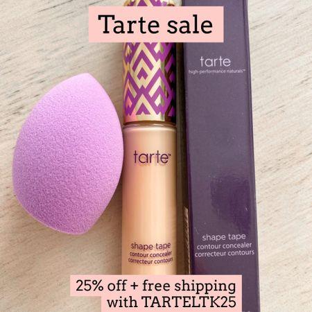 Tarte sale  Follow my shop on the @shop.LTK app to shop this post and get my exclusive app-only content!  #liketkit #LTKbeauty #LTKSale #LTKsalealert @shop.ltk http://liketk.it/3oaK8