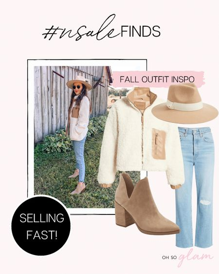 Recreating some of my favorite fall outfits with pieces from this year's #NSALE! All of these items are included in the sale!