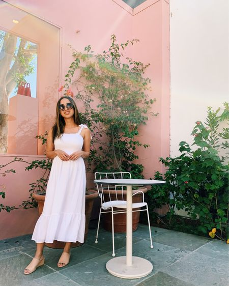 Perfect summer dress that comes in 2 colors and is nursing friendly! http://liketk.it/2EfBb #liketkit @liketoknow.it #LTKstyletip #LTKunder100