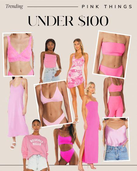 pink things under $100 http://liketk.it/3kQCI #liketkit @liketoknow.it #LTKunder100 #LTKunder50