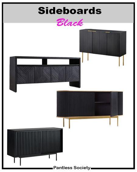 Living room decor. Living room furniture. Black sideboard. Dining room. Home decor. Fall decor refresh. Master bedroom.   #LTKHoliday #LTKhome #LTKfamily
