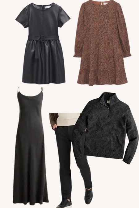 Holiday card outfits.   #LTKSeasonal #LTKstyletip #LTKfamily