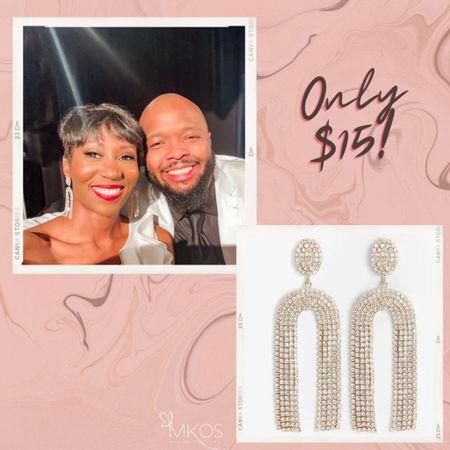 "Nothing says ""A Night Out"" like a beautiful pair of earrings! http://liketk.it/3bgOJ #liketkit @liketoknow.it"