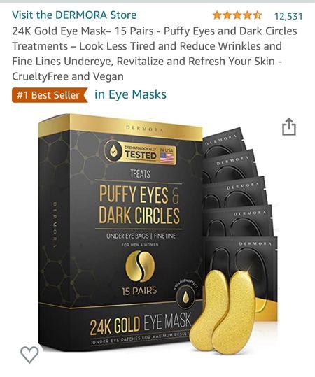Eye masks   #LTKsalealert #LTKunder50 #LTKbeauty