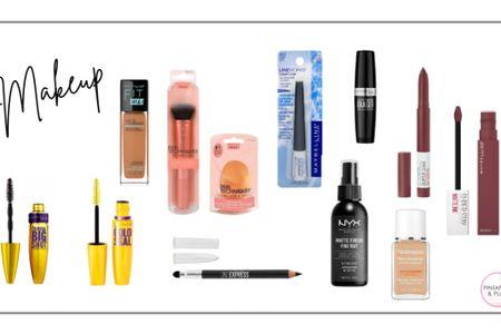My go-to drugstore products - Makeup http://liketk.it/374f9 #liketkit @liketoknow.it