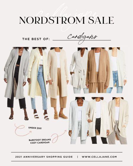 Nordstrom anniversary sale cardigans and sweaters   #LTKunder100 #LTKsalealert