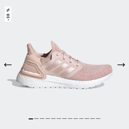 Ultra boost tennis shoes on sale - I get my true size http://liketk.it/3hEuj @liketoknow.it #liketkit #LTKfit