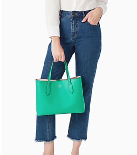 The Kate Spade Harper Satchel is on major sale for $89. Comes in several color options. I'm loving this green!  Grab one as a gift and one for yourself.   #LTKGiftGuide #LTKsalealert #LTKitbag