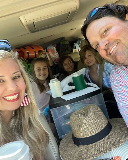 Road Trip Tricks... keep a basket in the car with easy to play games and activities! My storage bags are linked too! http://liketk.it/3gsLy #liketkit #LTKfamily #LTKkids @liketoknow.it @liketoknow.it.family