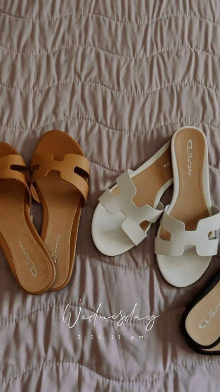 PSA: these sandal dupes are everything and affordable!!! Use code COOLBUY6 for 20% off 👏🏼 I linked other items I found that are swoon worthy!  #LTKshoecrush #LTKunder50 #LTKsalealert