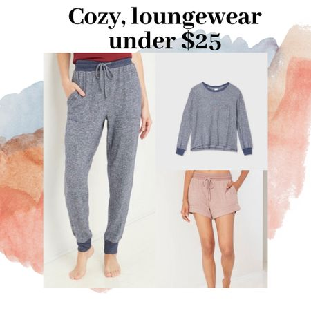 Loungewear and sleepwear under $25!! Super soft material, stretchy and loose material. Cotton blend shorts, pant, and matching long sleeve to go with it. ✨✨ http://liketk.it/337f0 #liketkit @liketoknow.it #LTKgiftspo #StayHomeWithLTK #LTKstyletip Shop your screenshot of this pic with the LIKEtoKNOW.it shopping app