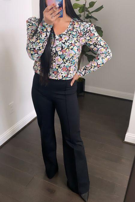 An easy and cute work wear look!   #LTKstyletip #LTKworkwear #LTKunder100