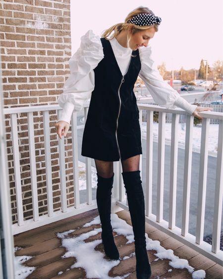 Jumper dresses 😍 @liketoknow.it http://liketk.it/2KUgB #liketkit #LTKstyletip #LTKunder100 #LTKsalealert