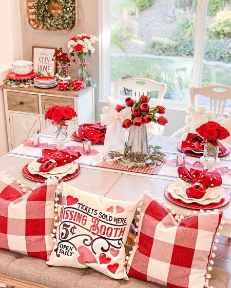 http://liketk.it/2JYZd Valentines Table Scape❤️❣️❤️🌹🌷 #liketkit #LTKhome #LTKfamily #LTKkids @liketoknow.it @liketoknow.it.home @liketoknow.it.family