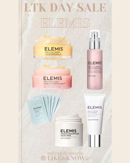 http://liketk.it/3hsFZ #liketkit @liketoknow.it #LTKbeauty #LTKsalealert #LTKunder50 Save 25% off on Elemis Skincare during this weekend's LTK DAY Sale.
