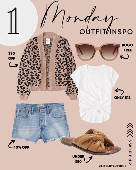 Monday Outfit Inspo - Fall Outfit Ideas, Fall Outfit Inspiration, Labor Day Sale   #LTKSeasonal #LTKbacktoschool #LTKsalealert