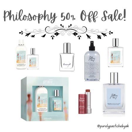 http://liketk.it/3jdaD Philosophy 50% off Summer Sale! Screenshot this pic to get shoppable product details with the LIKEtoKNOW.it shopping app #LTKbeauty #LTKunder50 #LTKsalealert @liketoknow.it #liketkit