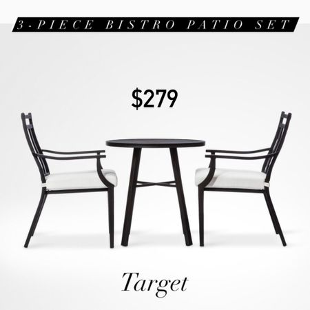Target / target home / patio finds / outdoor sets http://liketk.it/3hZzh #liketkit @liketoknow.it #LTKhome @liketoknow.it.home
