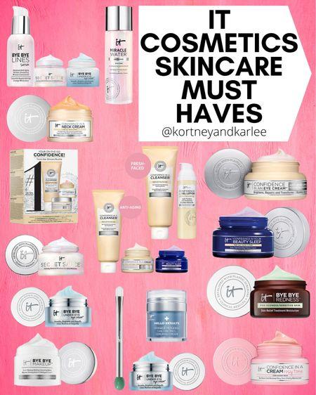 IT Cosmetics 25% off sale! Use the code: LIKEIT  It cosmetics sale | It cosmetics skincare | It cosmetics favorites | It cosmetics makeup | LTK Early Gifting Sale | LTK Fall Sale | LTK Winter Sale | Kortney and Karlee | #kortneyandkarlee #LTKunder50 #LTKunder100 #LTKsalealert #LTKstyletip #LTKshoecrush #LTKSeasonal #LTKtravel #LTKswim #LTKbeauty #LTKhome #LTKGifts #LTKHoliday #LTKSale @liketoknow.it #liketkit
