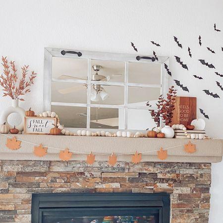 Fall + Halloween decor   #LTKhome #LTKSeasonal #LTKHoliday
