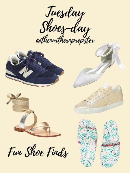 Tuesday Shoes-day Finds for the week🤍 http://liketk.it/3hGpA #liketkit @liketoknow.it #LTKshoecrush #LTKunder50 #LTKstyletip
