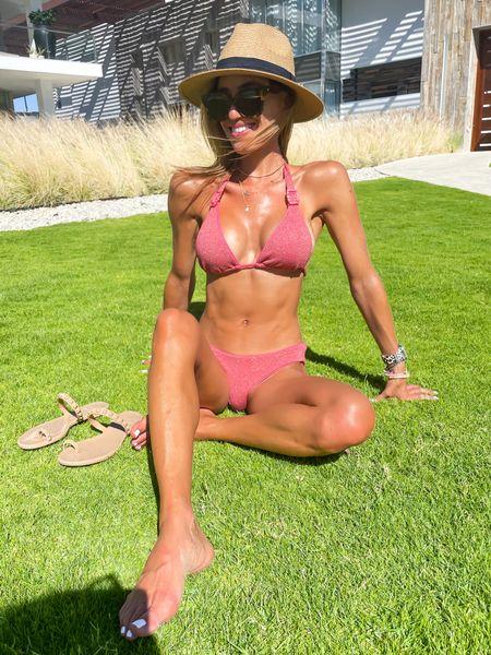 Bikini size m top, Xs bottoms   #LTKswim #LTKunder50 #LTKunder100