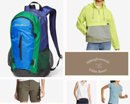 Eddie Bauer is one of my go-to places for comfortable hiking wear! Most things come in petite as well as tall.  The prices are easy on your wallet.  http://liketk.it/3hK3S #liketkit @liketoknow.it Everything is durable! #LTKtravel #LTKfit