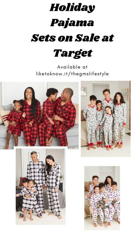 Set a new holiday tradition with matching holiday pajamas for the whole family. 🥰  http://liketk.it/32w38   @liketoknow.it #liketkit #LTKgiftspo #LTKsalealert #LTKstyletip #LTKunder50 #LTKunder100 #LTKfamily #LTKbaby #LTKkids