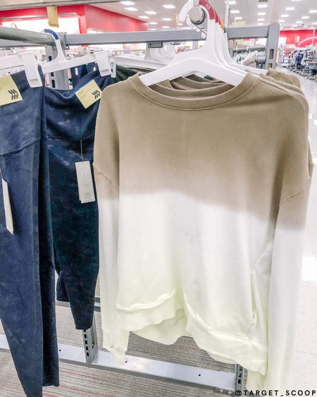 This Olive Mint Crewneck would pair perfectly with All In Motions leggings and your favorite pair of sneakers!💚👟 #targetclothes #targettop #targetathletic #athletictop #crewneck #targetfinds #targetmusthaves #targetshopping #targetstye #targethaul #targetfashion #target #targetforyou #targetstyle #targetrun #comfystyle #shopthepost #targetaddict #targetmademedoit #targetshopping #targetdeals #targetdoesitagain #targetlife #targetlove #shopthelook #shopwithus #affordablestyle #targetfanatic  #LTKDay #LTKfit #LTKstyletip