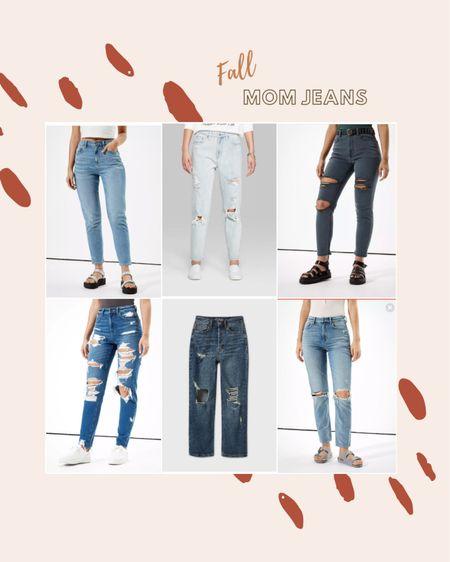 Mom jeans, $22 mom jeans, high waisted, mom jean outfits, fall mom jeans outfit, distressed mom jean, fall jeans, high waisted, petite, curvy mom jean, fall   http://liketk.it/2XqgD #liketkit #LTKsalealert #LTKstyletip #LTKunder50 #ltkfall @liketoknow.it