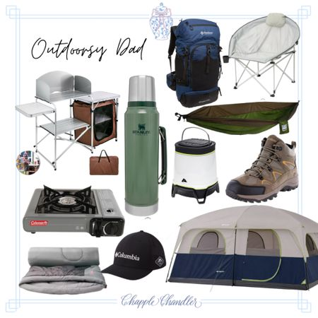 Father's Day gift ideas gift guide dad gifts for him, Walmart fathers day gift outdoorsy dad outdoorsmen camping gear tent backpacking grilling   #LTKunder100 #LTKfamily #LTKmens