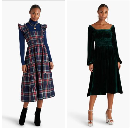 New Hill House Home launched today! I ordered the two dresses as they will be perfect with the bump for holiday!   #LTKHoliday #LTKbump