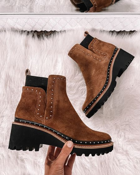 These boots you're going to want from the Nordstrom sale 🙌🏻 They're true to size, so comfy and an absolute must 😍  #LTKunder100 #LTKshoecrush #LTKsalealert