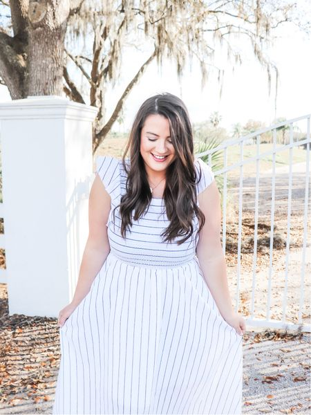 I shared this dress yesterday on stories and I'm so in love with it. The perfect spring dress for under $30!  Who else is ready for Spring?  http://liketk.it/39gMn #liketkit @liketoknow.it   #LTKSeasonal #LTKunder50 #LTKsalealert  Shop your screenshot of this pic with the LIKEtoKNOW.it shopping app