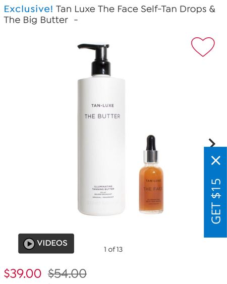 http://liketk.it/3ikai #liketkit @liketoknow.it #LTKbeauty #LTKsalealert #tan #body #skin
