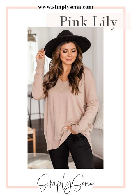 Pink lily  Sweaters   #LTKSale #LTKstyletip #LTKsalealert