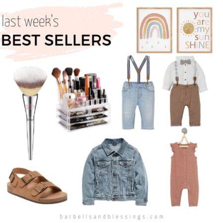 #bestsellers from last week.  #ltkbestsellers  #LTKfamily #LTKstyletip #LTKbeauty