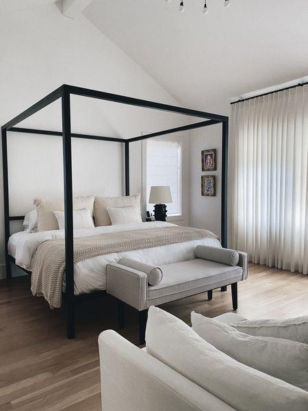 Primary bedroom decor #home #bedroomdecor  #LTKhome